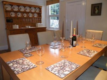 Tea Tree Cottage dining table (Large) - Copy